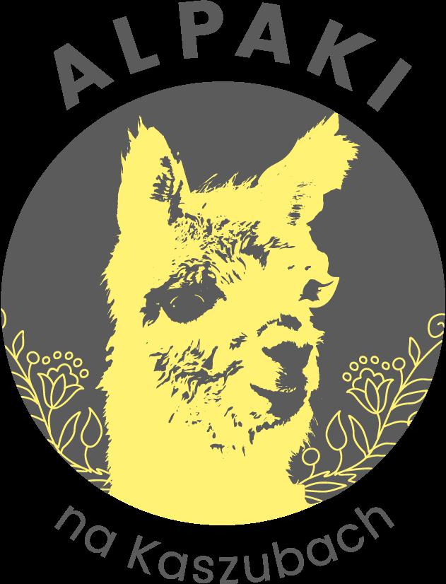 Logo Alpaki na Kaszubach
